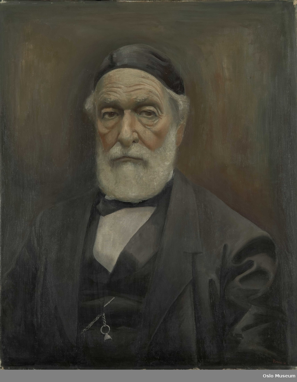 Portrett av Thomas Bennett [Portrett]