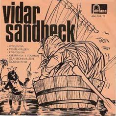 Vidar Sandbeck EP nr. 8