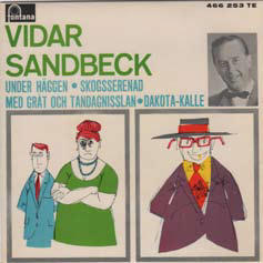 Vidar Sandbeck EP nr. 10