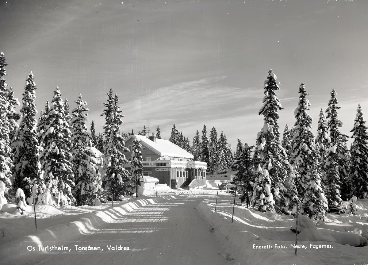 Os turistheim, Tonsåsen.
