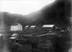 Bebyggelse på Kulseng gård.
