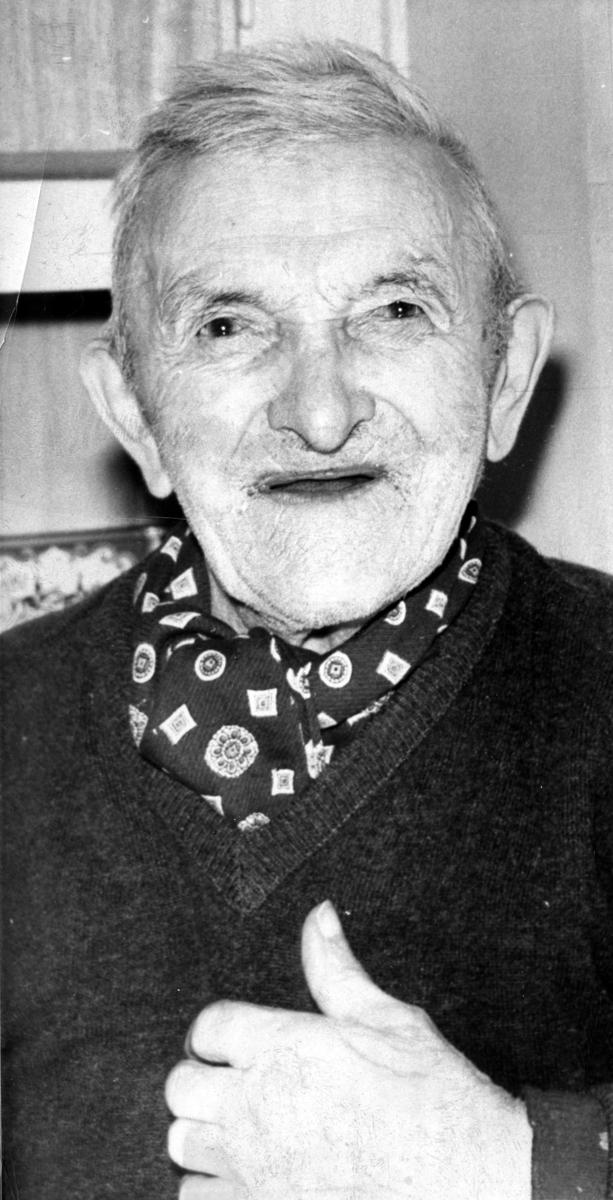 August Flenåsen,Trysil