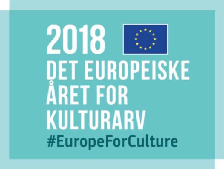 Dette arrangementet er også en del av vår markering av Det europeiske året for kulturarv.