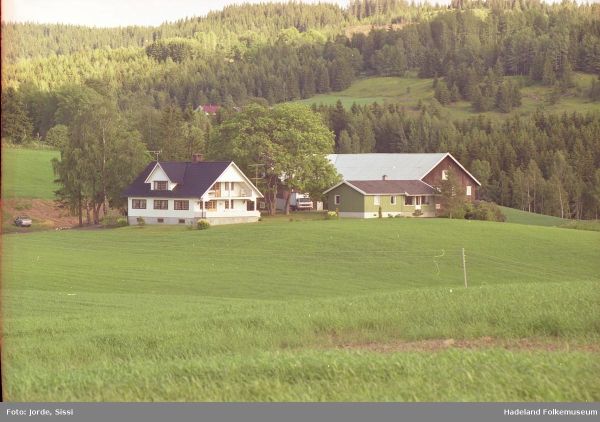 Gården Hallum i Lunner.