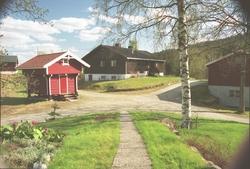 Gården Johnsrud på Harestua.