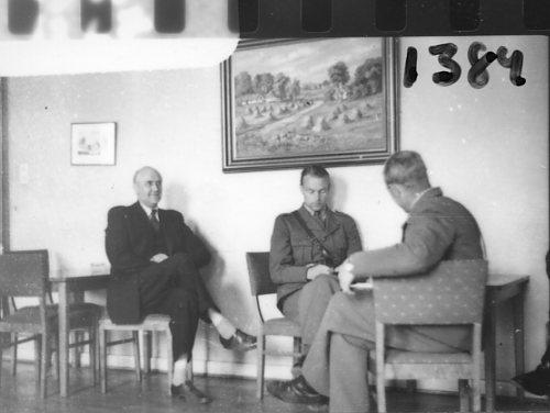 Underofficersmässen, A 6.