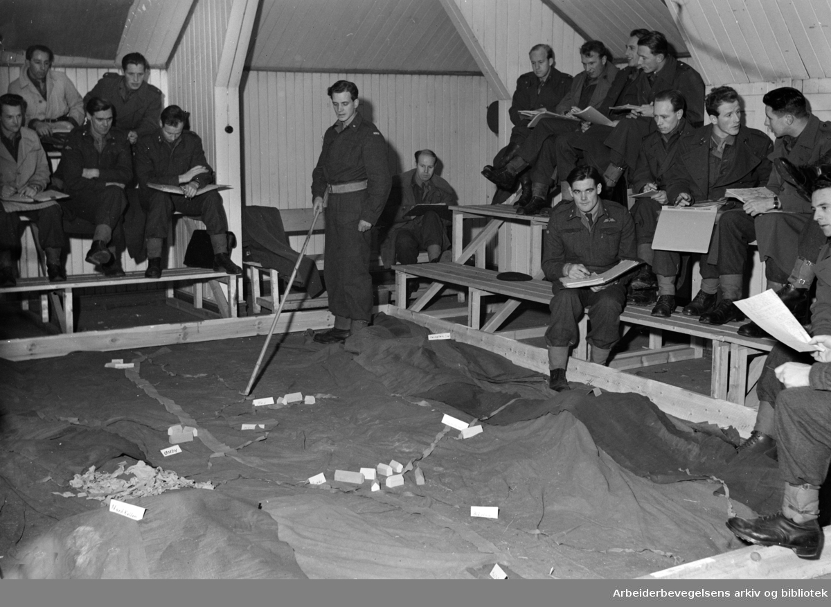 Krigsskolen. Juni 1953