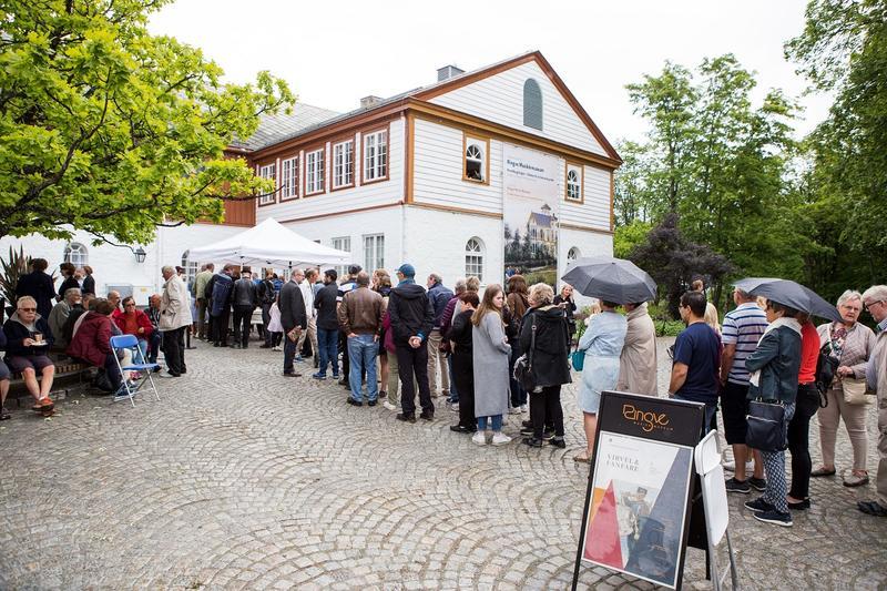 Kakekø. Foto: Jan Ove Iversen