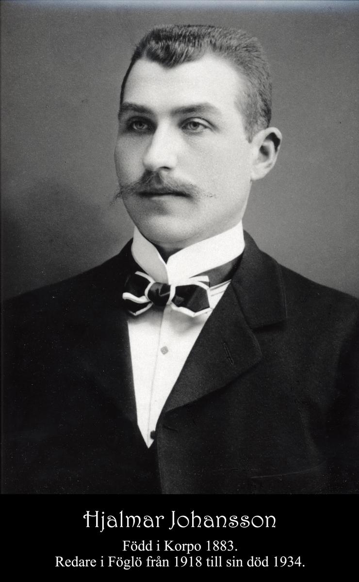 Johansson, Hjalmar (1883 - 1934)