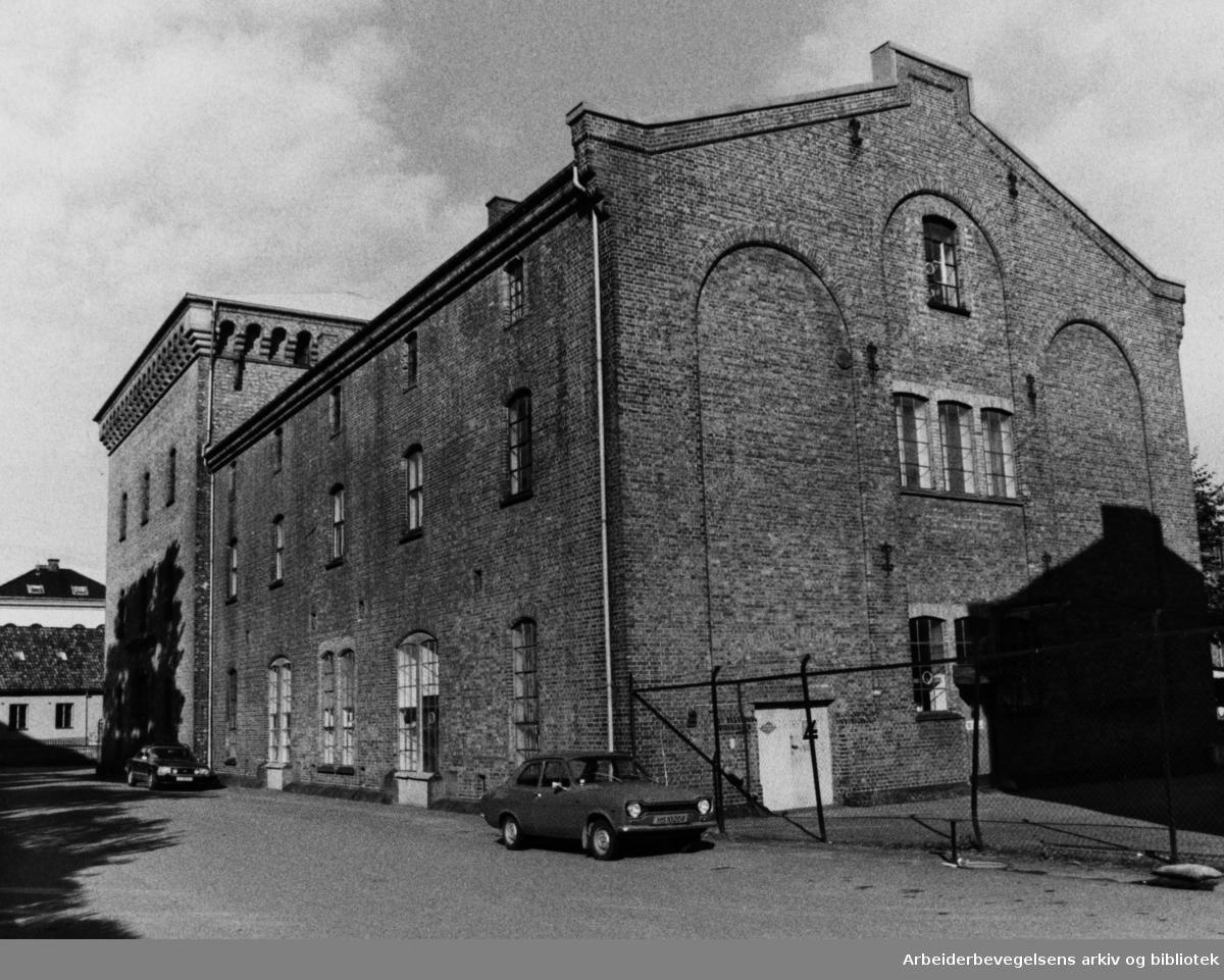 Akershus Festning. September 1982