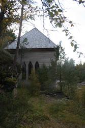 Kraftverk, Eidsfossen, Kvikne