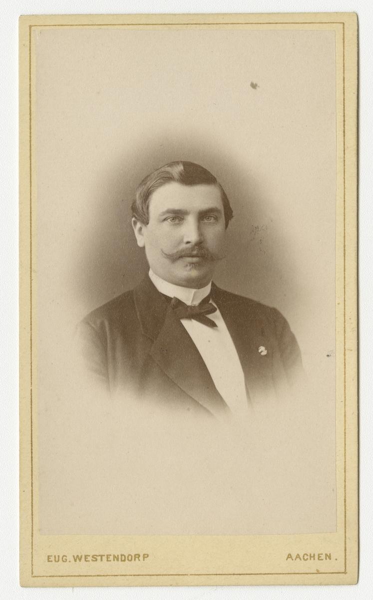 Porträtt av doktor Ziemmer(?)