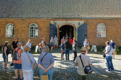 Fredrikstad museum i Tøihuset, Gamlebyen. Foto/Photo