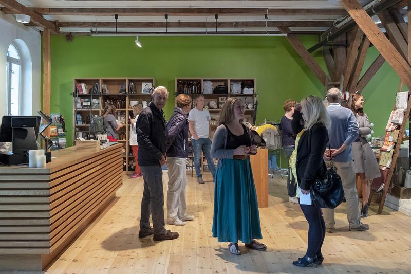 Museumsbutikken på Fredrikstad Museum i Tøihuset, Gamlebyen. (Foto/Photo)