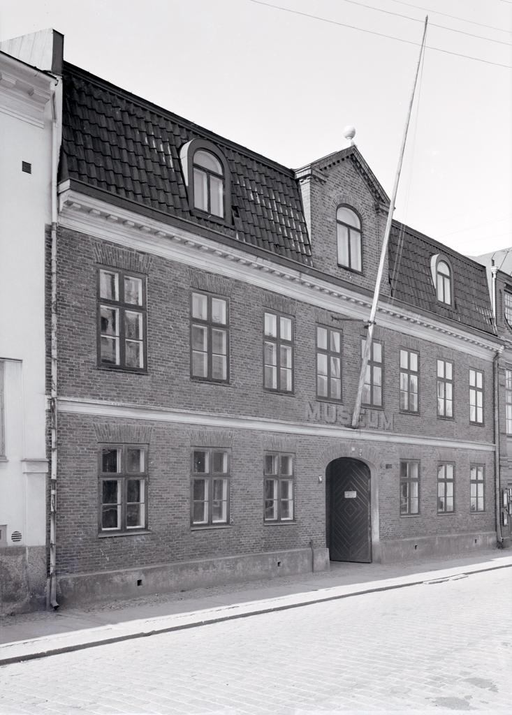 Uddevalla Museum, Kungsgatan 30, Uddevalla år 1932