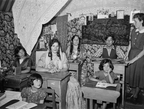 Alla barn har ratt att ga i skolan