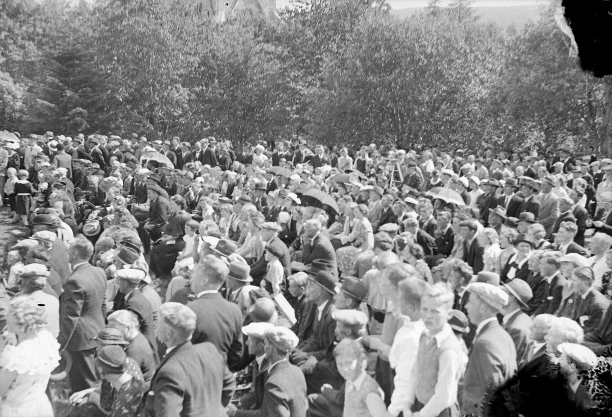 Norsk-amerikansk stevne i Snåsa