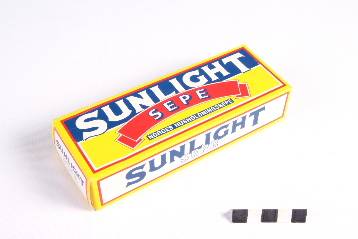 Sunlight såpe i originalemballasje.