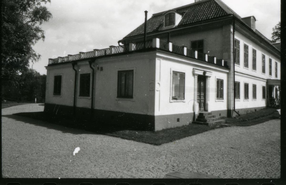 Hed sn, Bernshammar. Bruksherrgården, poche. Troligen 1970-tal.
