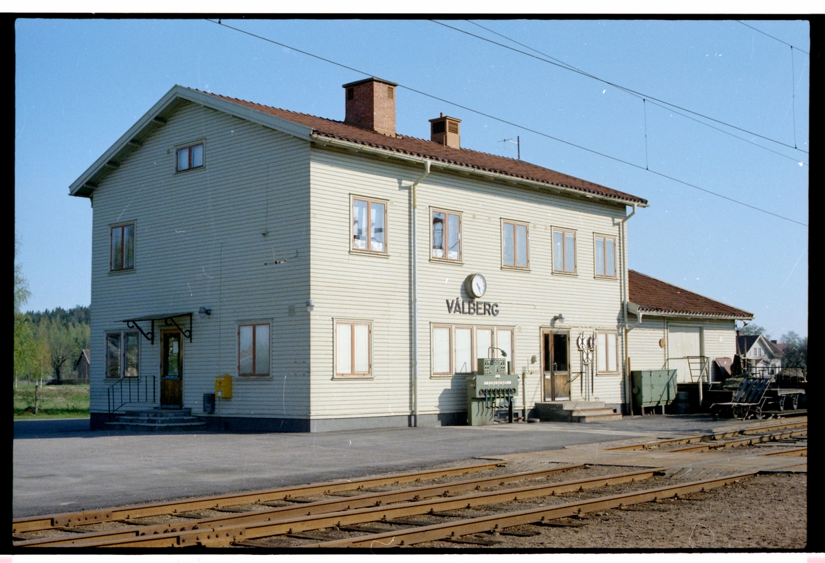 Vålberg station.