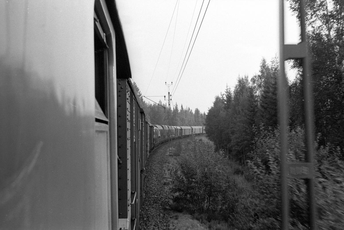 Godståg Boden - Malmö