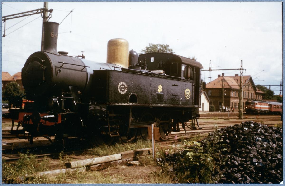 Statens Järnvägar, SJ N 641.