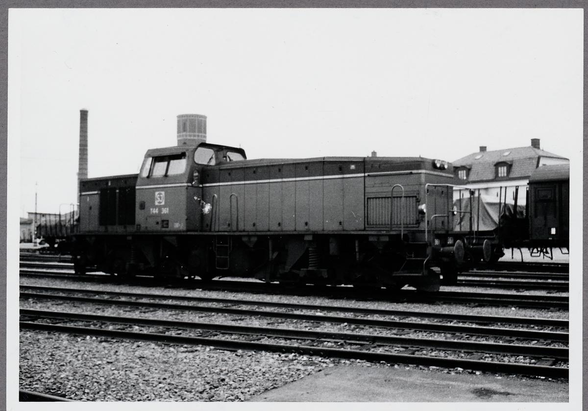Statens Järnvägar, SJ T44 361.