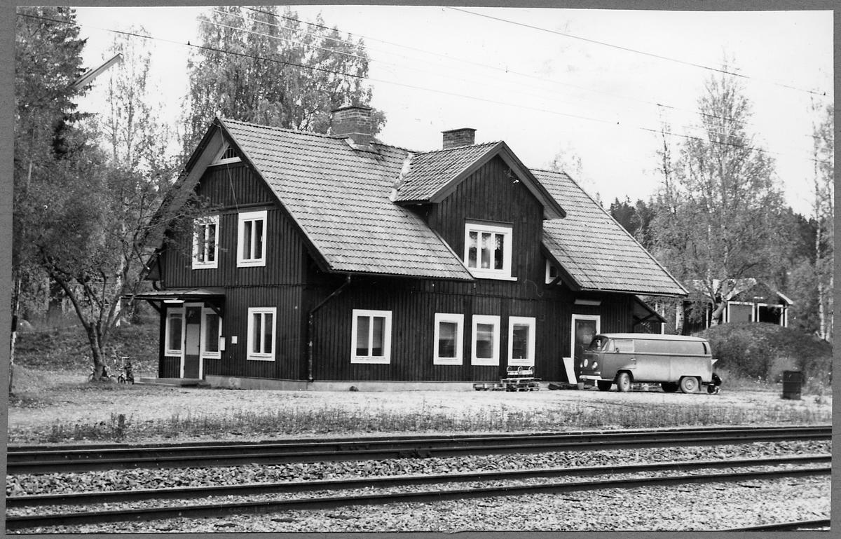 Johannisbergs Järnvägsstation.
