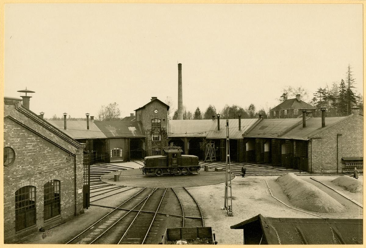 Statens Järnvägar, SJ Ub 163