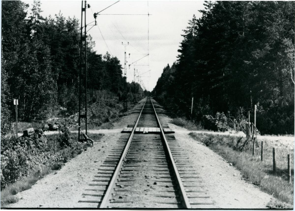 Linjen Karlsborg - Perstorp Gård.