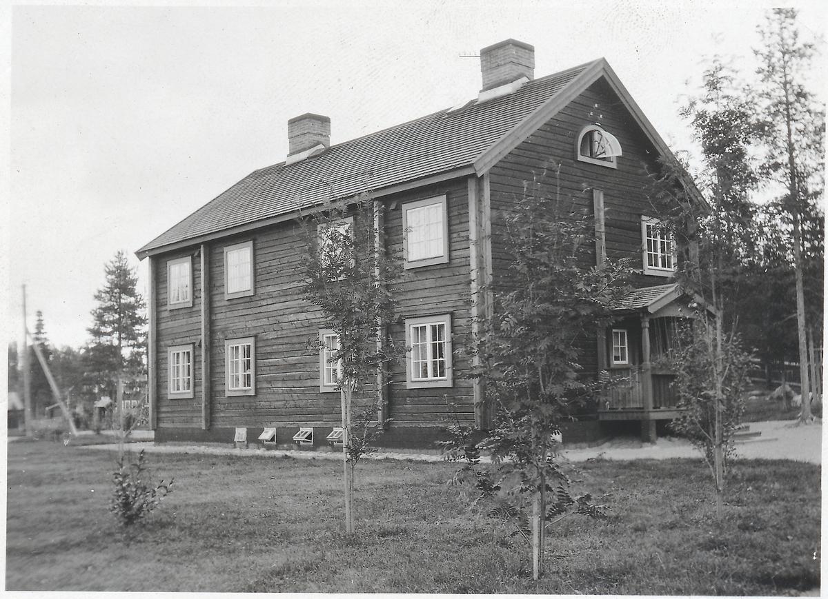 Boställshus i Storuman