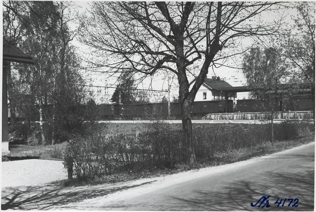 Frövi station.