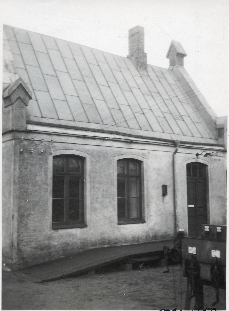 Gullbrandstorp stationshus.