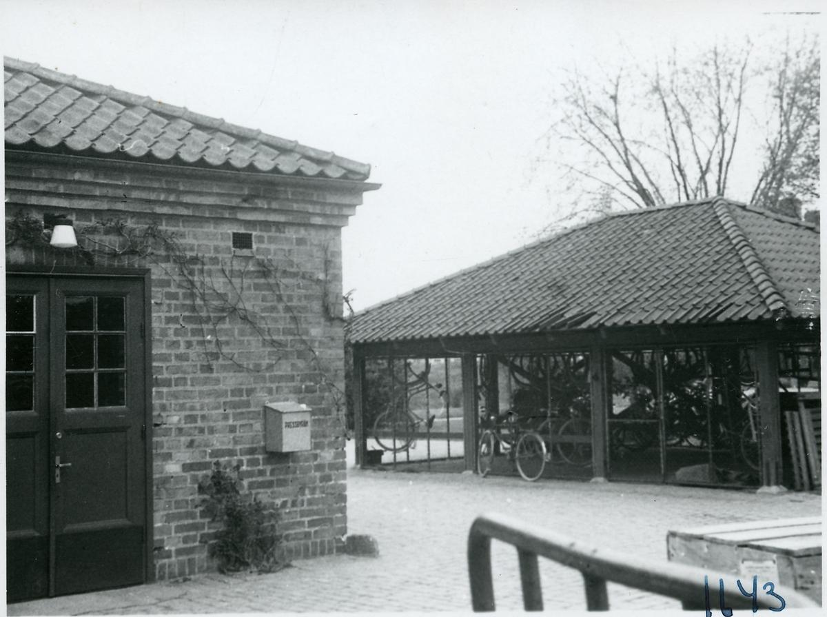 Nyköping stationshus.