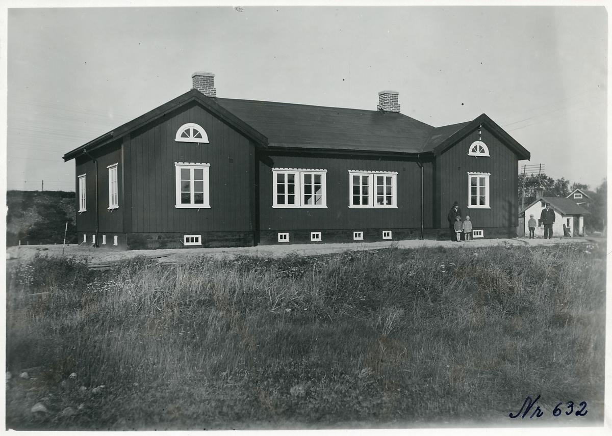 Boställshus i Veinge.