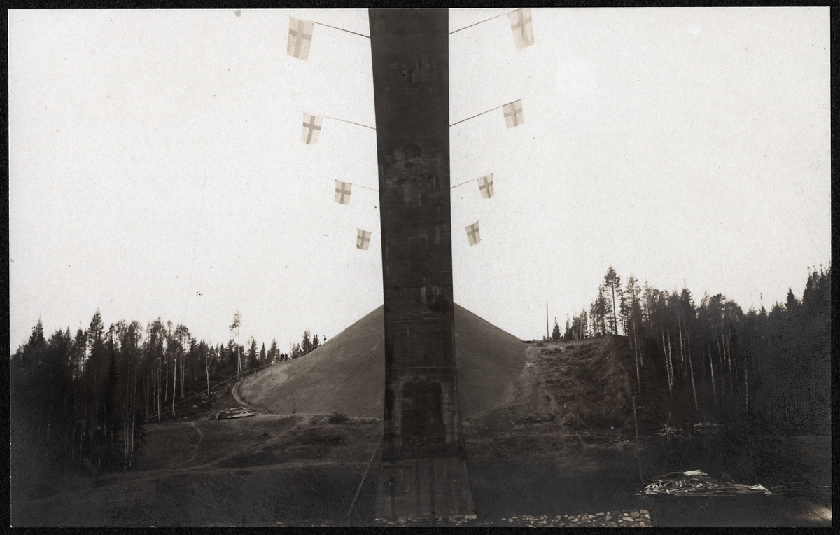 Invigning av andra Tallbergsbron.