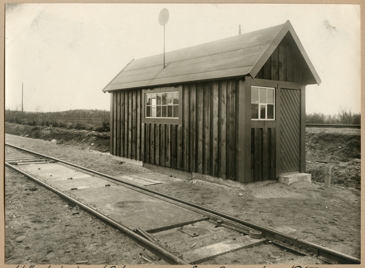 Slutresultat av vagnvåg december 1917 i Hässleholm.