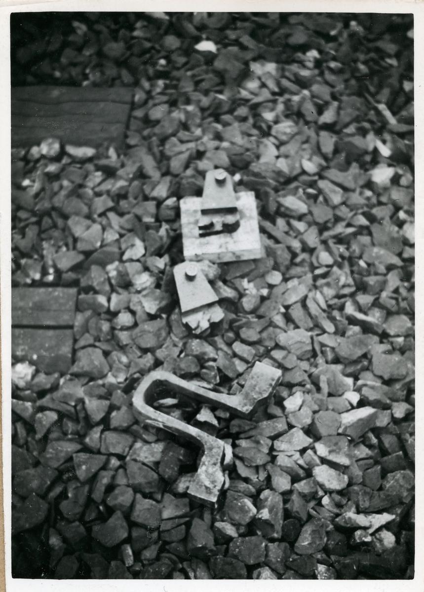 Bilder tagna under Kungliga Järnvägsstyrelsens byrådirektör Thorsten Prambergs studieresa i Tyskland 1939.