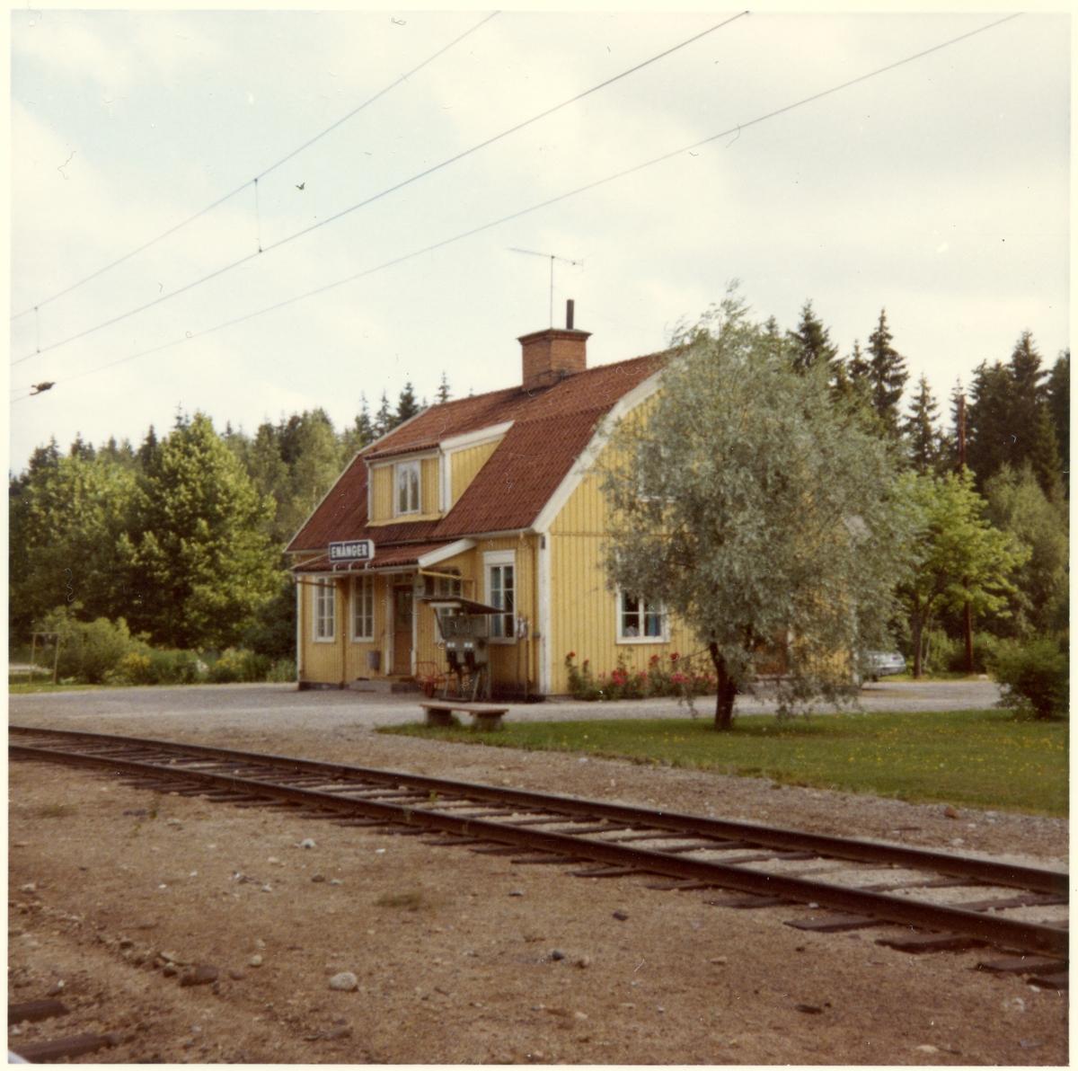 Enånger station.