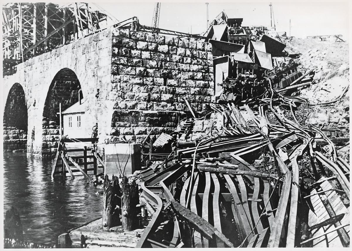 Olyckshändelse i Malmkajen.