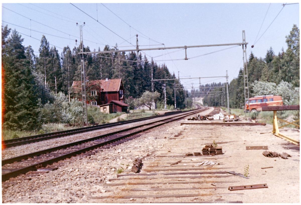Hedsjön station.
