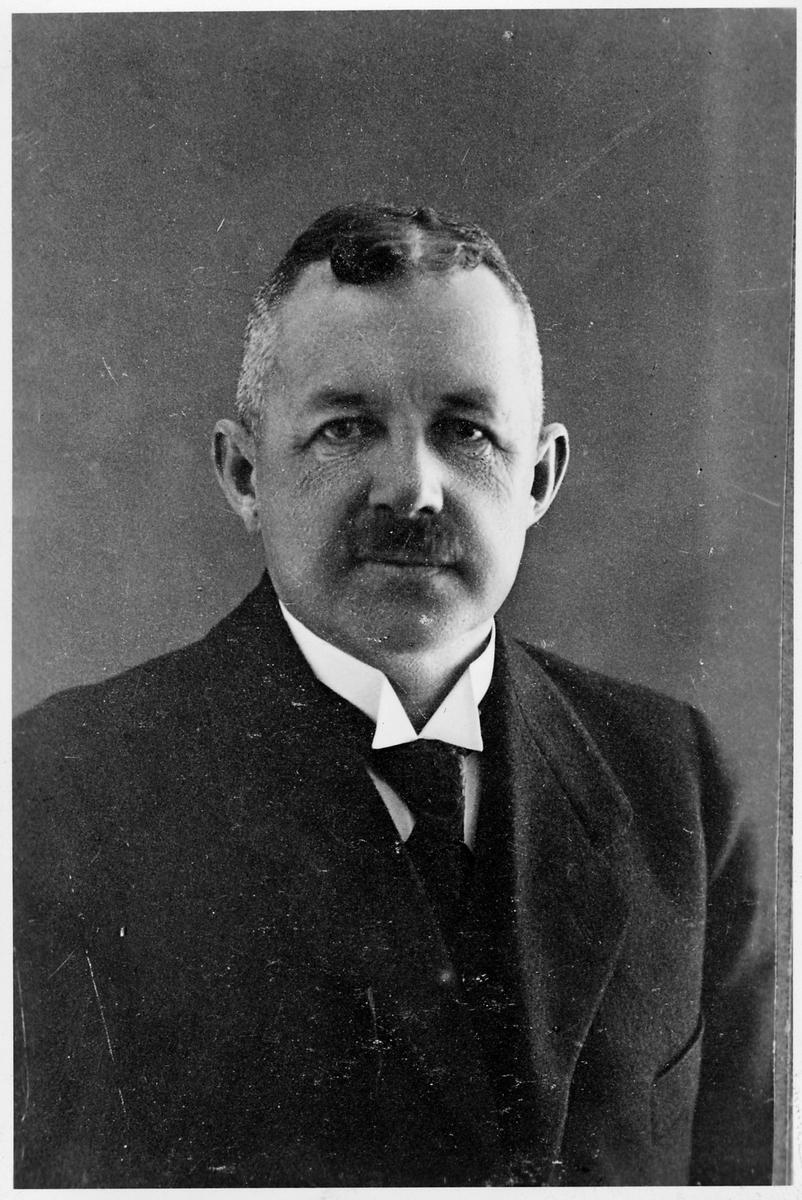 G. A. Bergman. Stins i Ånge 1914 - 1916.