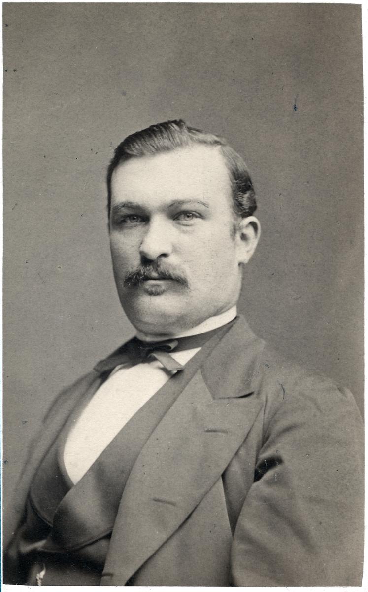 Kassör Johan P. G. Wedelin.