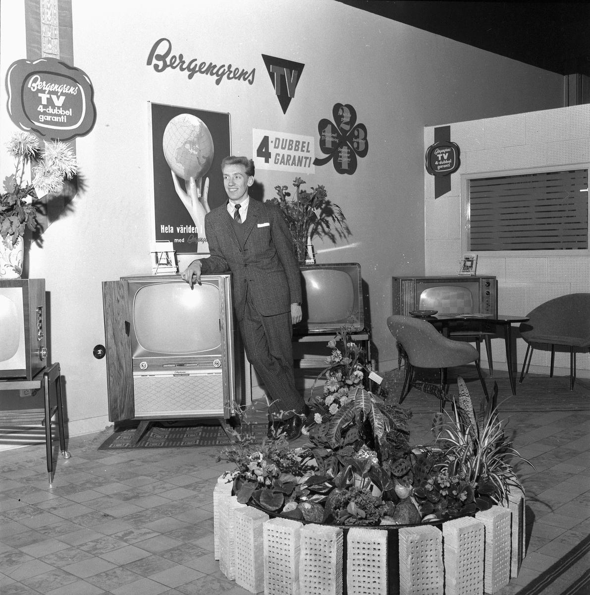 Ny TV-firma. 24 oktober 1958.