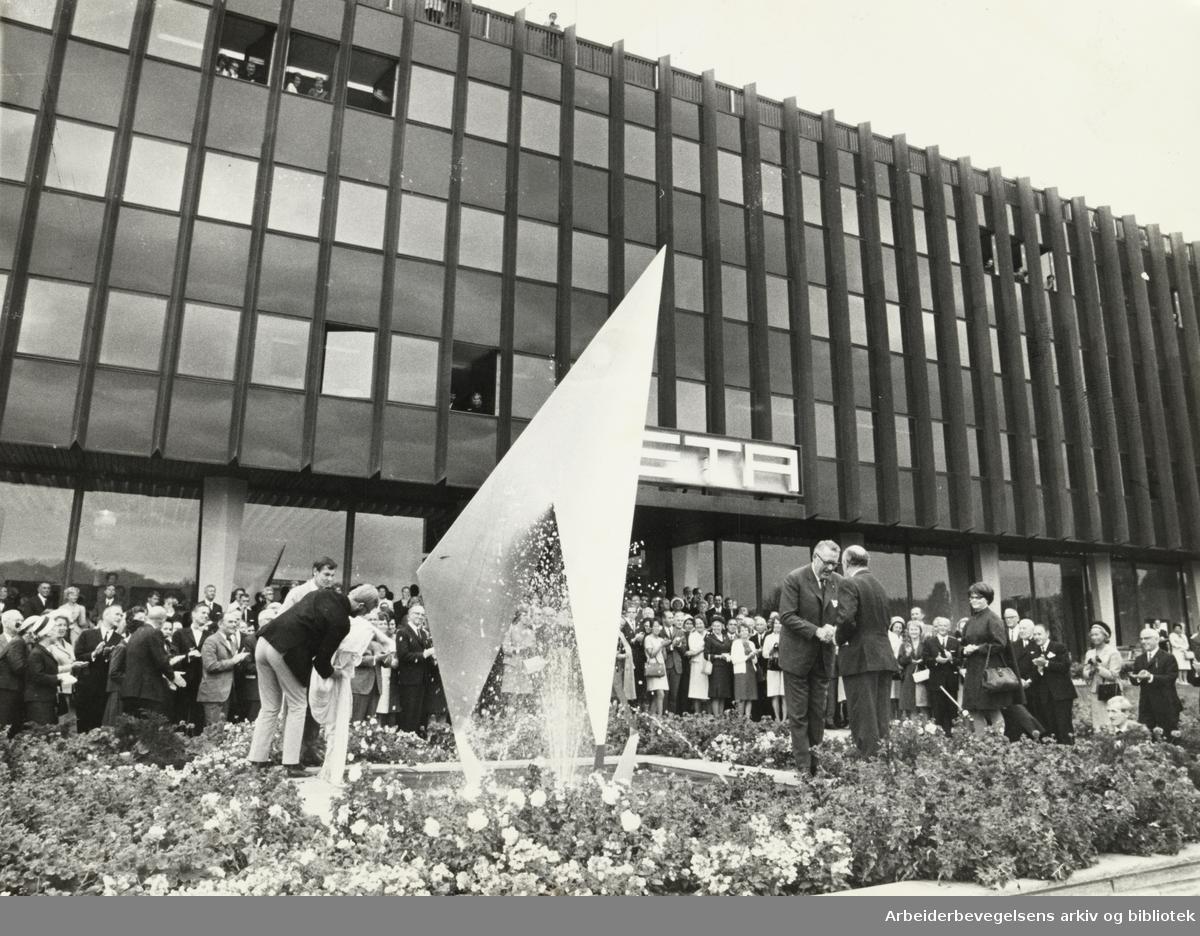 ETA-huset. September 1968
