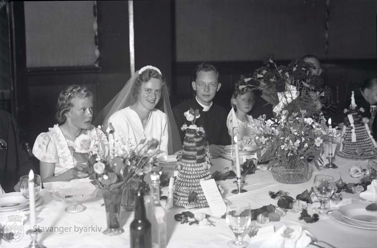 Westviks bryllup