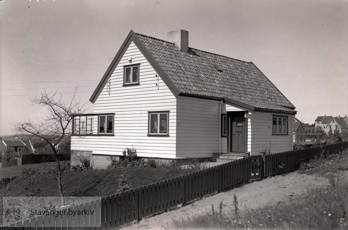 Hus av arkitekt Hansteen (Haustein[sic])