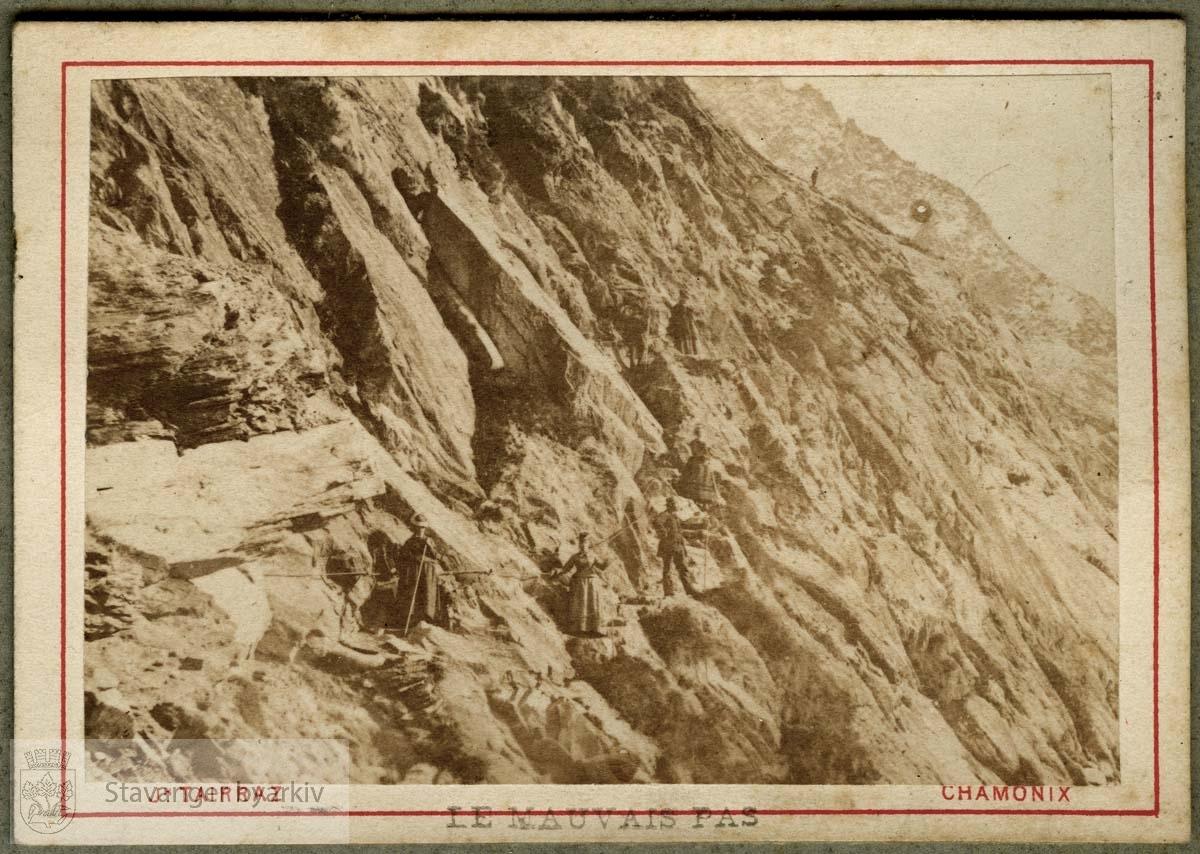 Le Mauvais Pas - 1. juli 1884