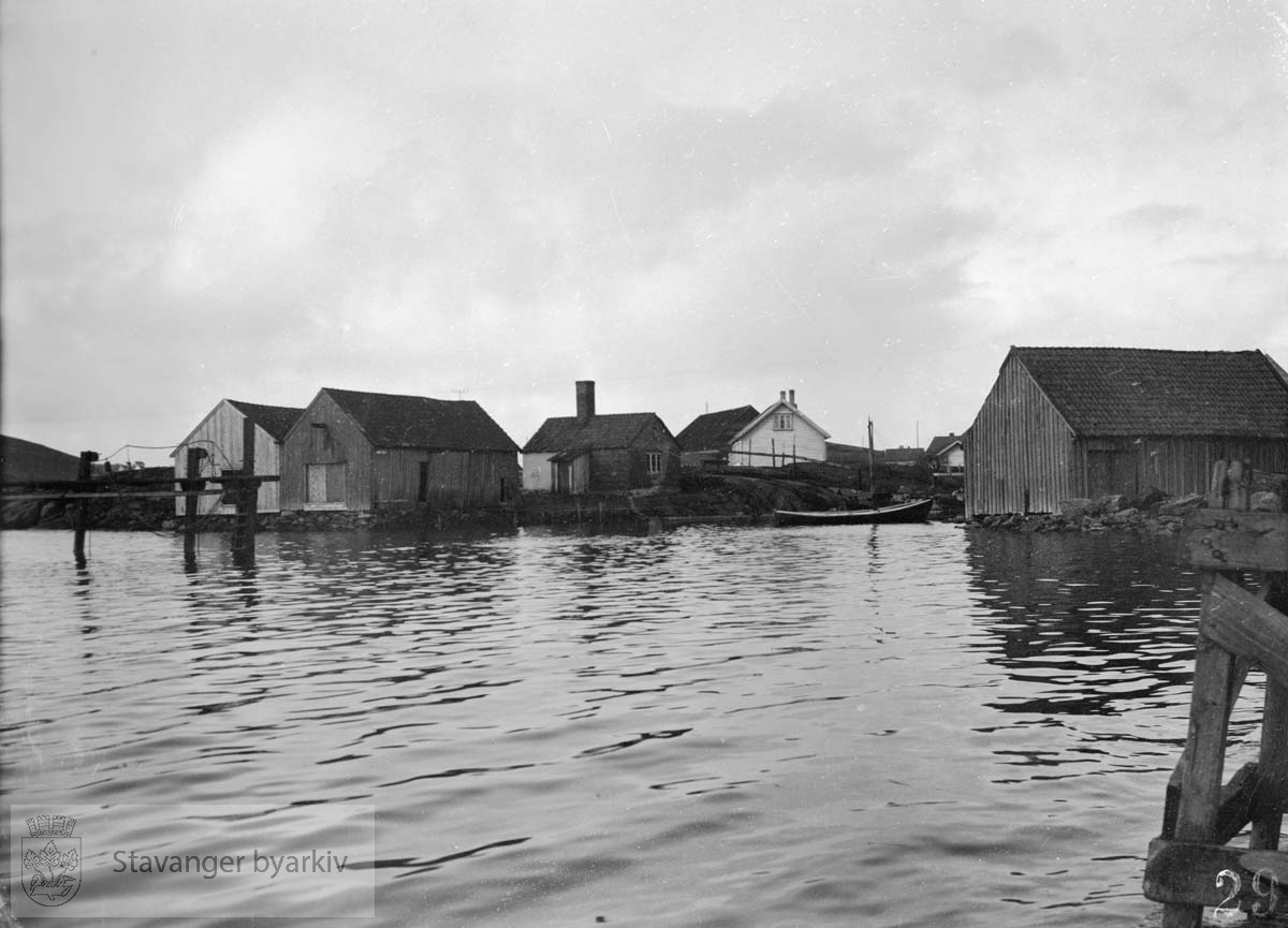 Sjøhus, Buøy