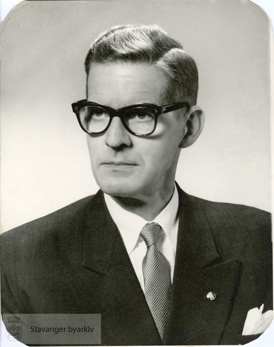 Byingeniør Chr. Sandved 01.07.1945 - 20.05.1952